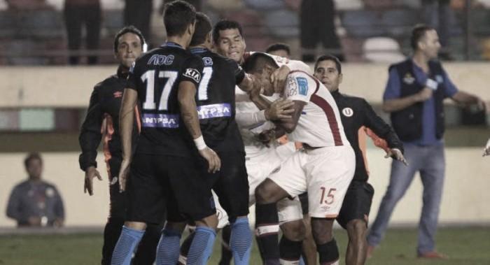 Universitario vs Alianza Lima: Cuatro jugadores acusados de armar gresca durante el Clásico