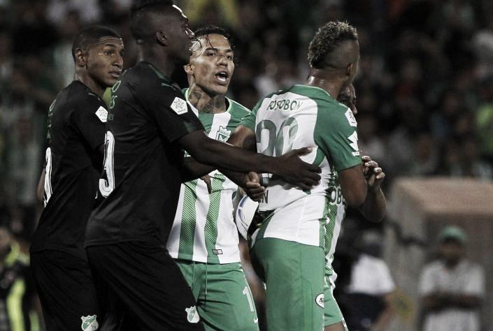 Con un comunicado, Atlético Nacional se manifestó en el tema Dayro-Lucumí
