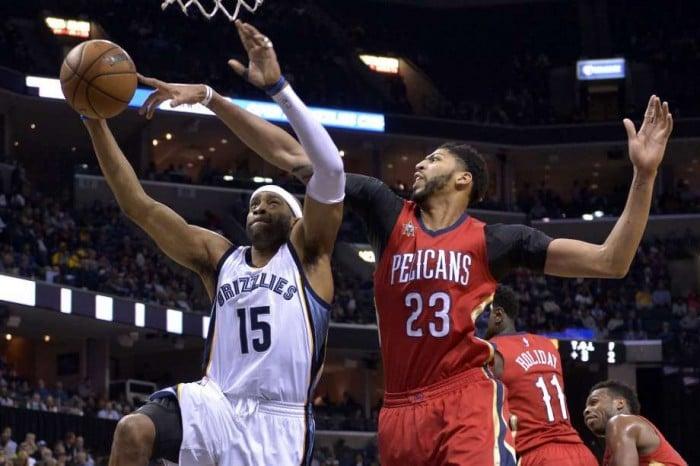 NBA - I Pelicans sorprendono e vincono di misura contro i Grizzlies; i Pistons battono i Mavericks