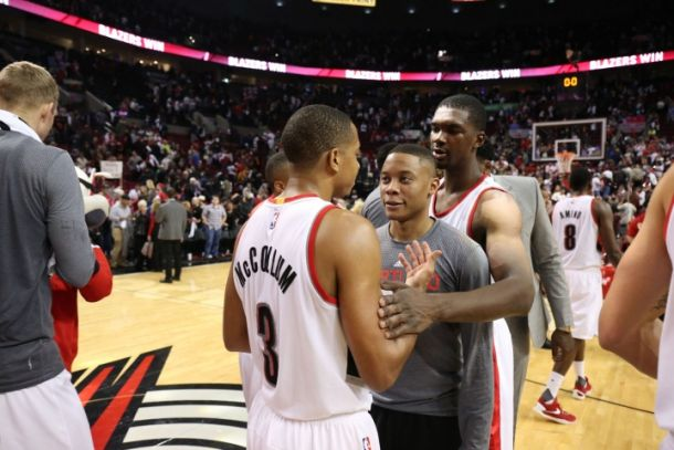 Portland Trail Blazers Snag First Win Of Season In Convincing Fashion Over New Orleans Pelicans