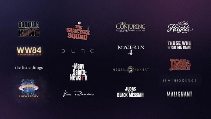 Warner decidió estrenar sus 17 películas de 2021 en HBO Max