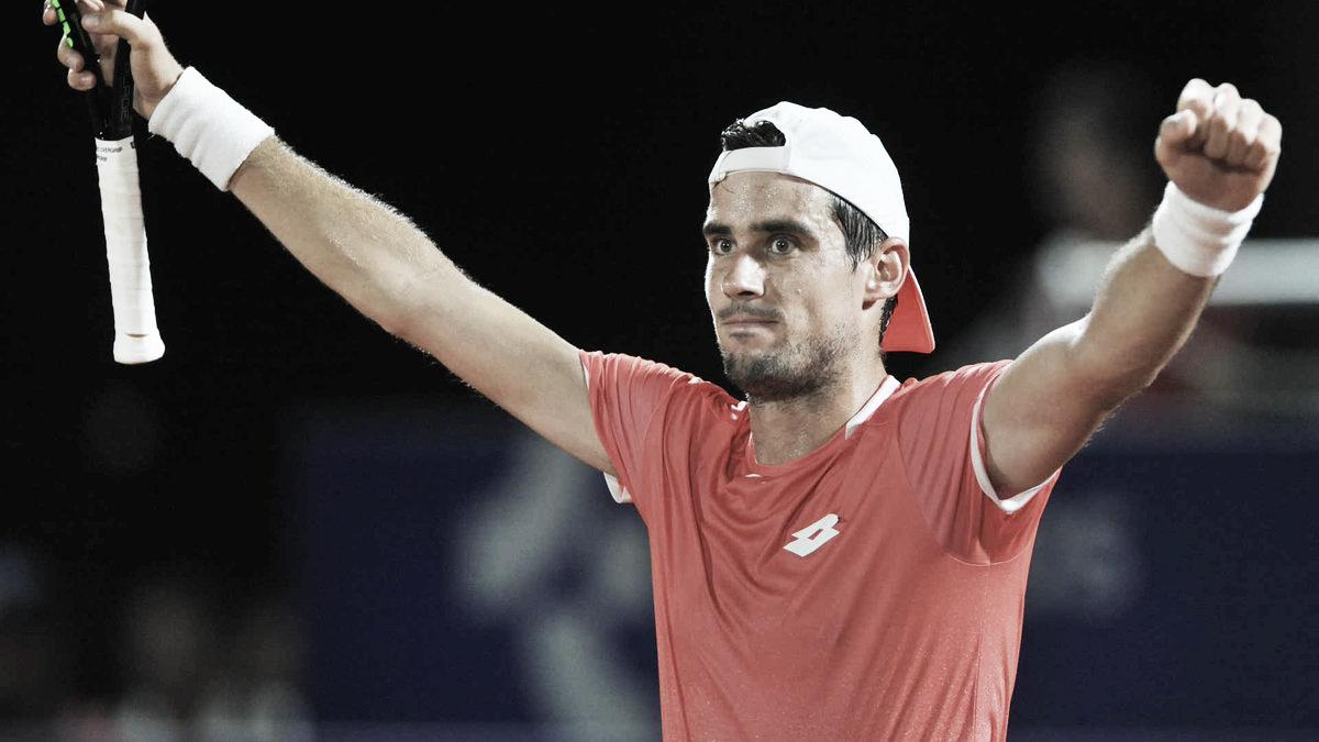 Pella vence Cuevas e define final argentina no ATP 250 de Córdoba
