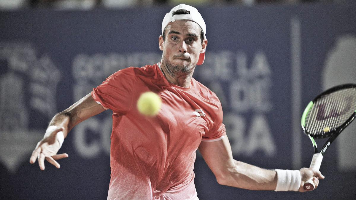 Em duelo de pratas da casa, Pella elimina Schwartzman nas quartas do ATP 250 de Córdoba