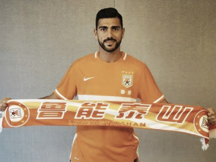 Graziano Pelle completes his move to Shandong Luneng