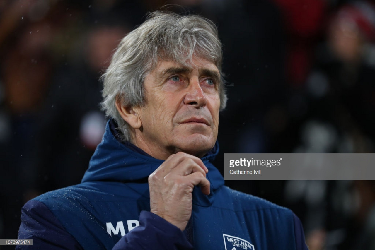 Manuel Pellegrini thrilled at West Ham's clinical finishing against a wasteful Fulham