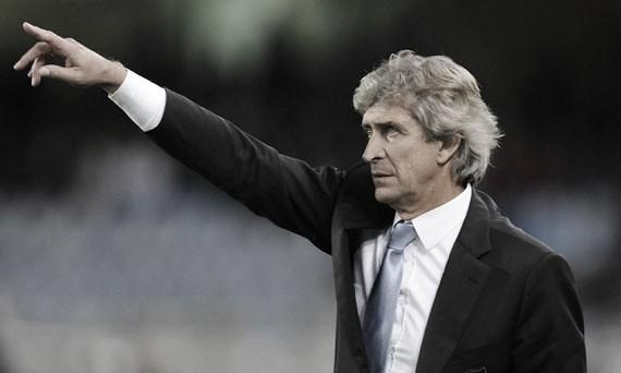 """Pellegrini: """"El partido es importante, pero no más que otros"""""""