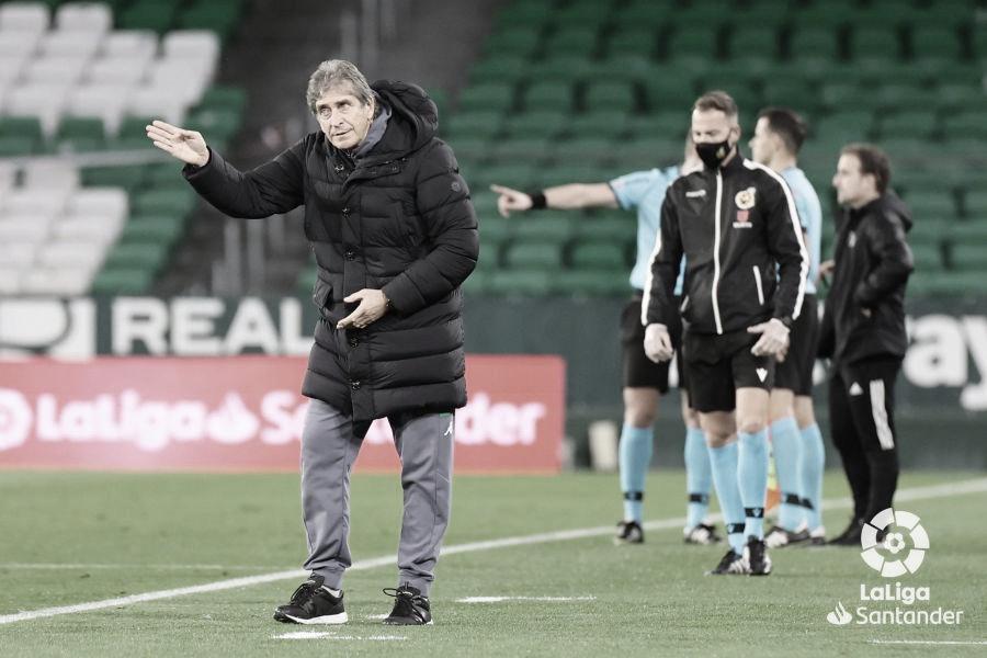 """Pellegrini: """"Queremos mantener el rendimiento y sacar mejores resultados"""""""