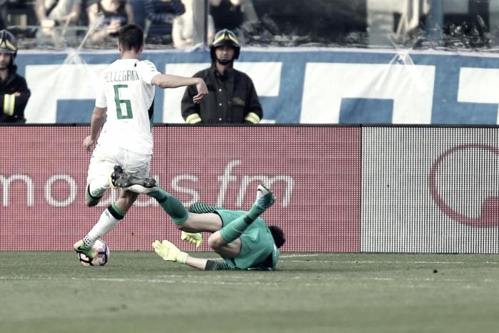Serie A - Le parole dopo l'1-1 di Atalanta-Sassuolo
