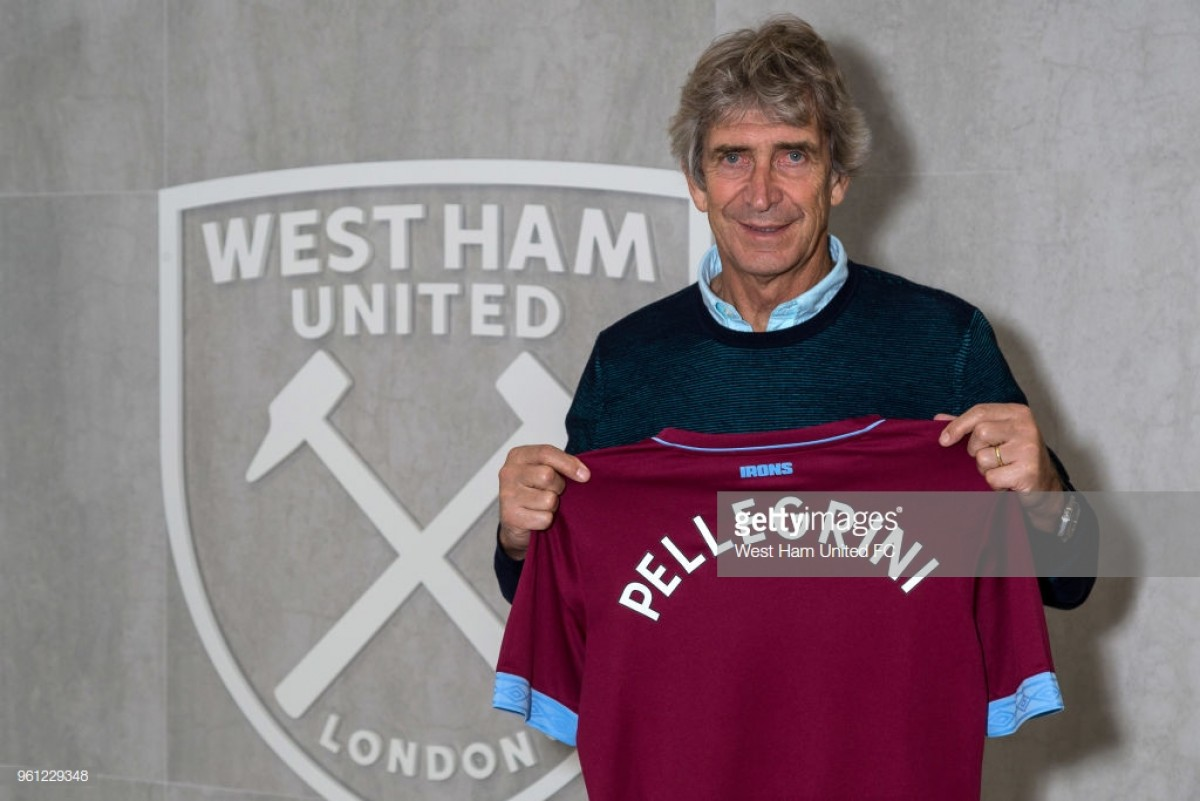 Manuel Pellegrini looking to hit the ground running with West Ham United