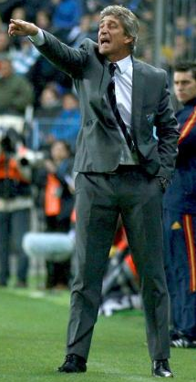 Pellegrini convoca 21 jugadores para enfrentarse al Anderlecht