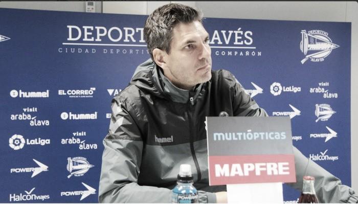 """Pellegrino: """"El Málaga tiene una gran plantilla y mucha calidad en la parte de arriba"""""""