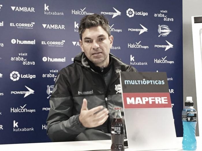 """Pellegrino: """"El fútbol vasco está de enhorabuena. Es una fiesta que trataremos de aprovechar"""""""