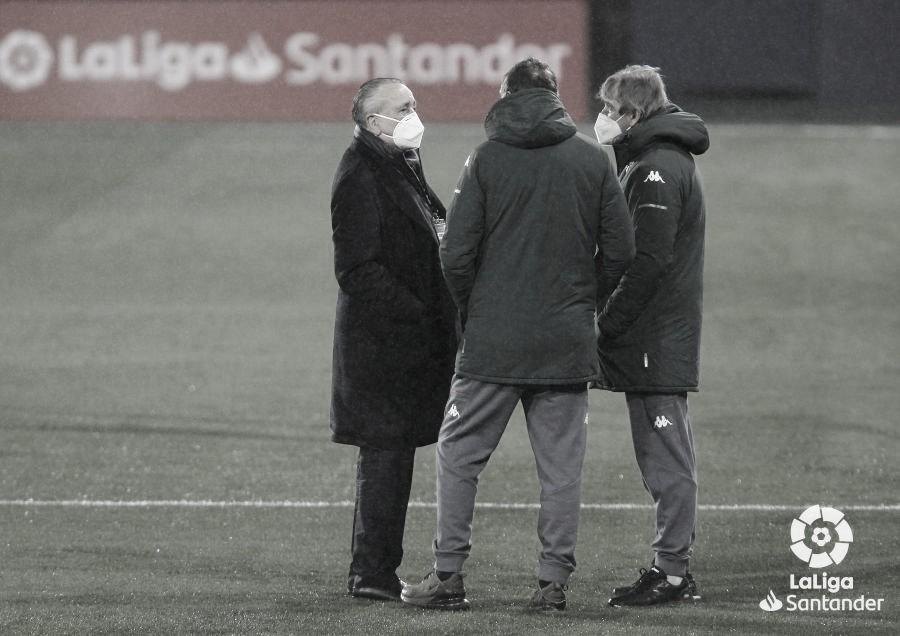 """Pellegrini: """"Hoy el equipo ha demostrado que puede competir con cualquiera"""""""