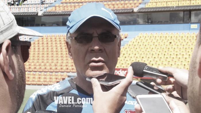 """Juan José Peláez: """"Respeto a Quintero y yo no lo encasillo"""""""