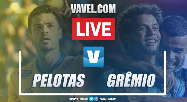 Gol e melhores momentos Pelotas 0x1 Grêmio pelo Campeonato Gaucho 2020