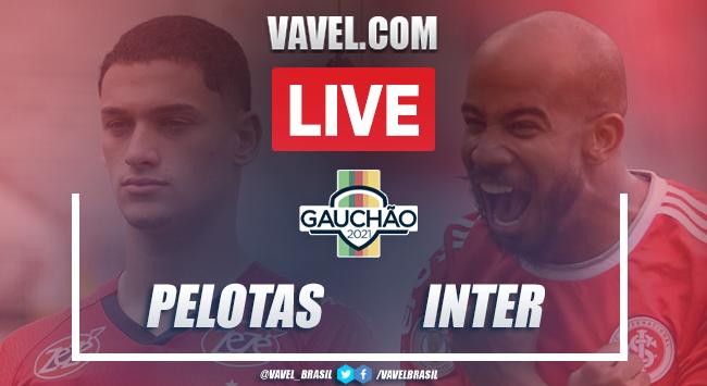 Gols e melhores momentos Brasil de Pelotas 1 x 2 Internacional pelo Campeonato Gaúcho