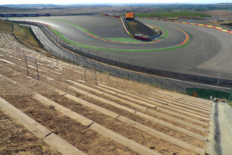 Diez datos que no sabes del Gran Premio de Aragón