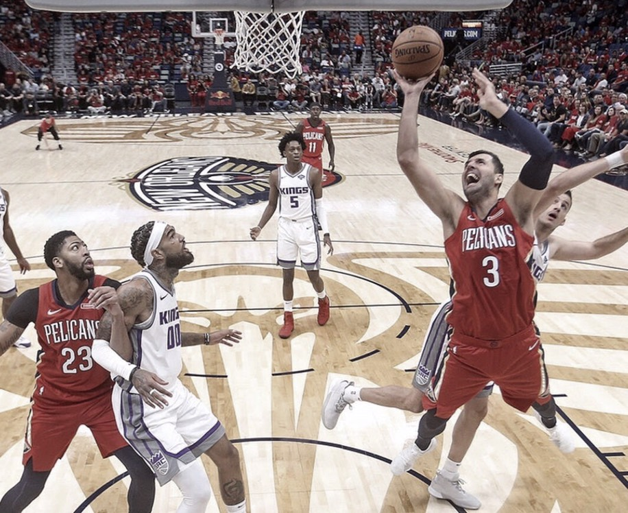 Pelicans imponen récord de franquicia