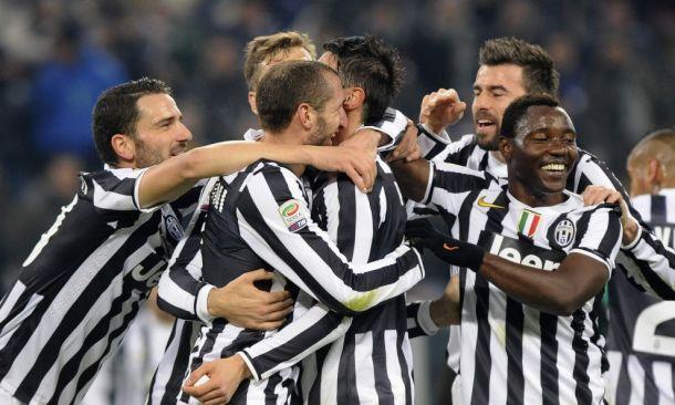 Diretta Juventus - Sassuolo in Serie A