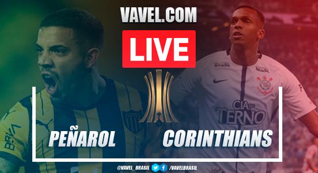 Gol e melhores momentos dePeñarol x Corinthians pela Copa Sul-Americana 2021 (4-0)