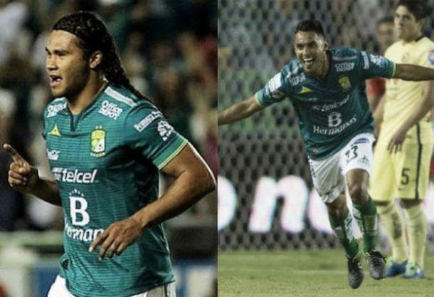 Peña y Vázquez, convocados al 'Tri'