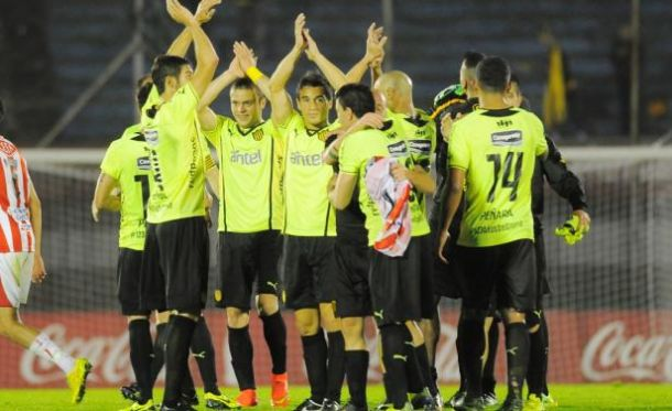 Peñarol se prepara para enfrentar al actual campeón