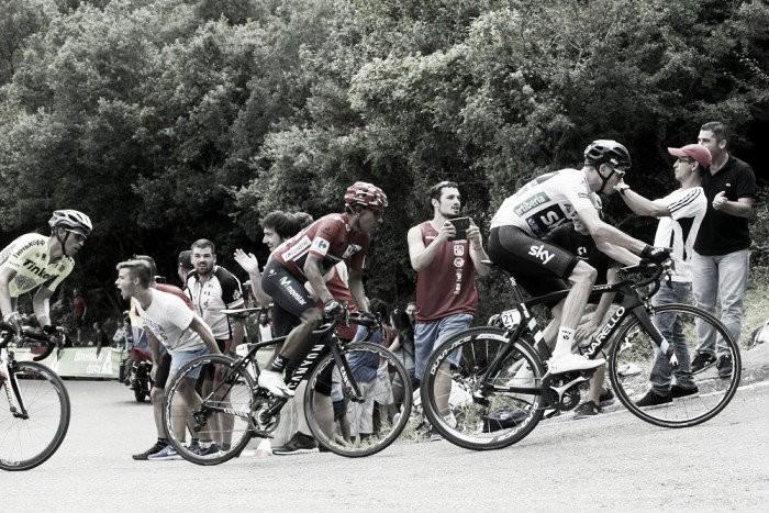 La Vuelta a España 2017 incluirá dos finales en alto inéditos en Cantabria