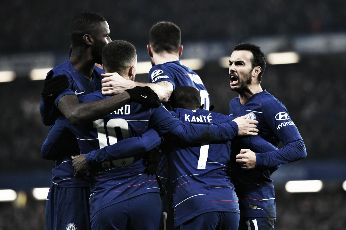 Nos pênaltis, Chelsea vence Tottenham e vai à final da EFL Cup