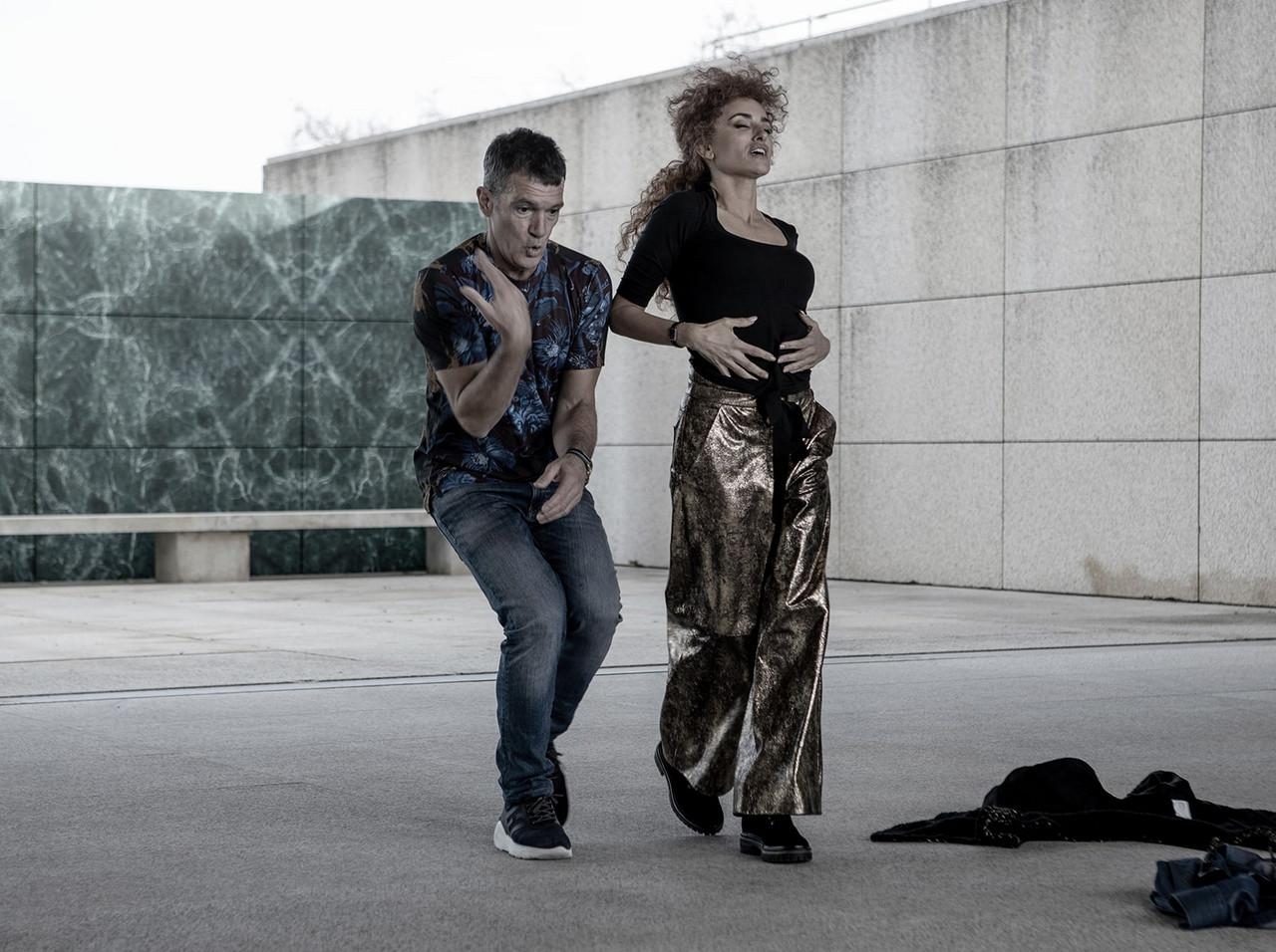 """Finaliza el rodaje de """"Competencia Oficial"""", con Penélope Cruz y Antonio Banderas"""