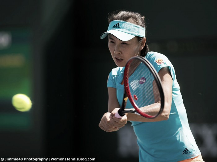 WTA Indian Wells: Final rounds of qualifying completed; qualifiers placed in main draw