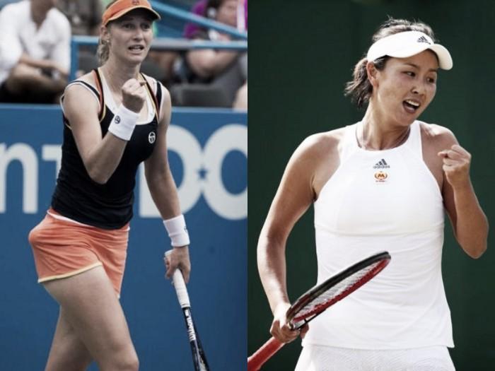 WTA Rogers Cup first round preview: Peng Shuai vs Ekaterina Makarova