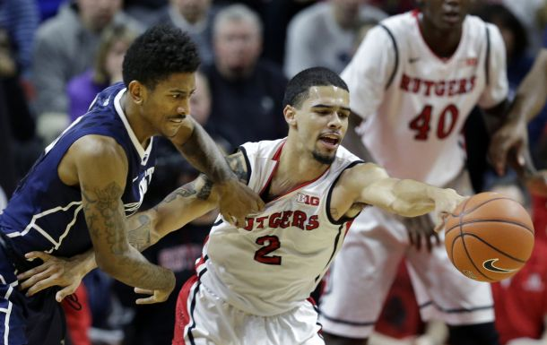 Penn State Gets First Big Ten Win Against Rutgers, 79-51