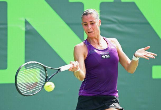 WTA Cincinnati, Knapp e Pennetta alla riscossa