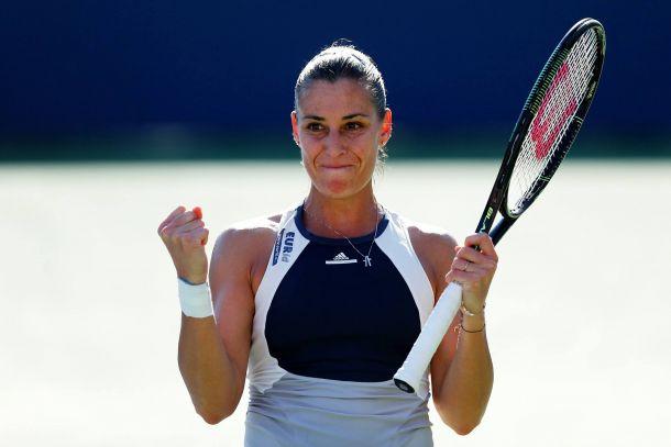 WTA Mosca: Pennetta batte Gavrilova e vola a Singapore