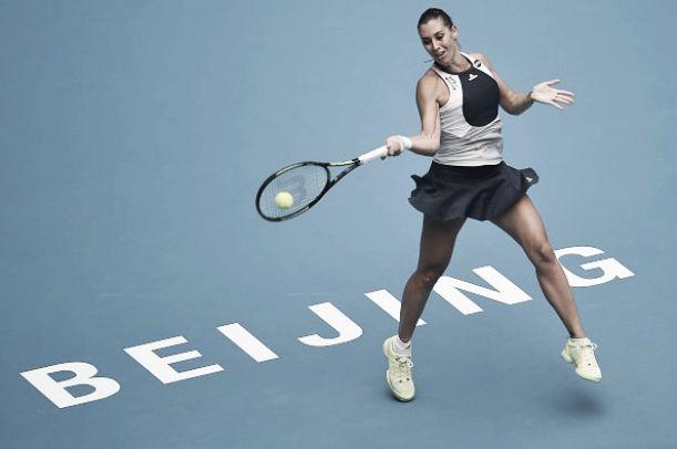 WTA Pechino, Pennetta e Vinci sconfitte agli ottavi