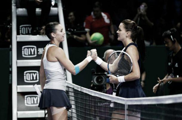 WTA Finals, gruppo rosso: situazione dopo due giorni e incroci pericolosi