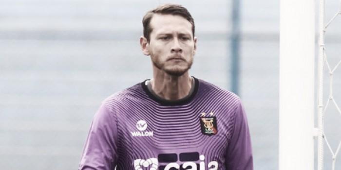 Melgar: Diego Penny y su furibunda respuesta tras expulsión en la derrota ante Universitario