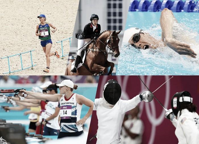 Pentatlón Río 2016: la esencia del olimpismo