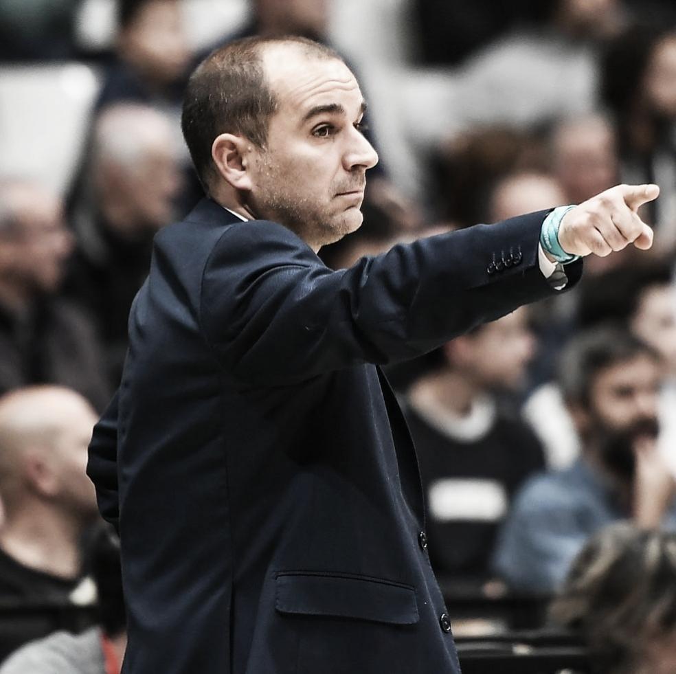 Declaraciones de Carles Durán sobre la fase final de la ACB