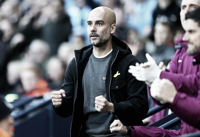 """Guardiola não vê Manchester City imbatível: """"Todos podem nos vencer"""""""