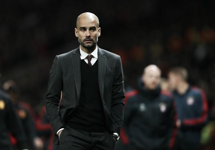 Guardiola nächste Saison Trainer von Manchester City