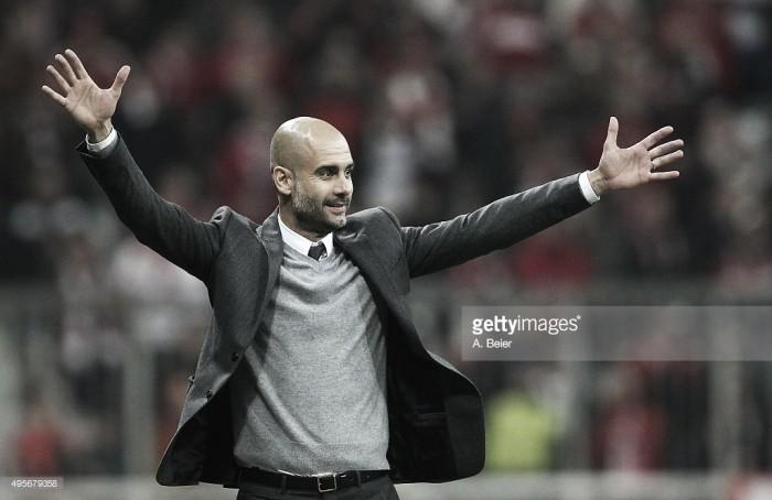 Guardiola é o treinador mais bem pago do mundo