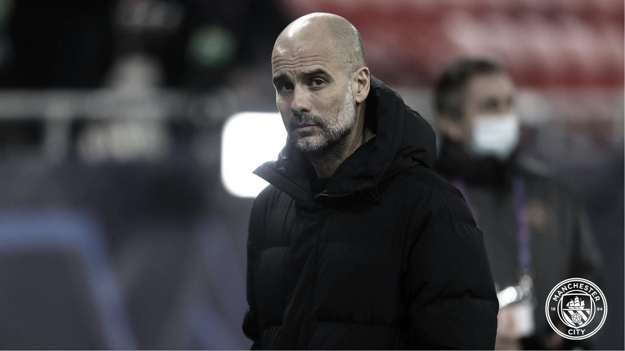 """Guardiola louva desempenho do City na temporada: """"Incrivelmente impressionado"""""""