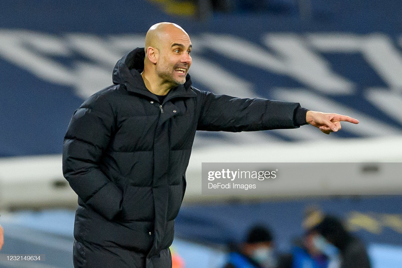 Manchester City 2-1 Borussia Dortmund: Key quotes from Guardiola post-match
