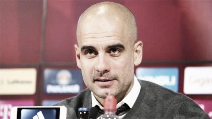 """Após tropeço na Bundesliga, Guardiola projeta duelo com Atlético de Madrid: """"Vai ser diferente"""""""