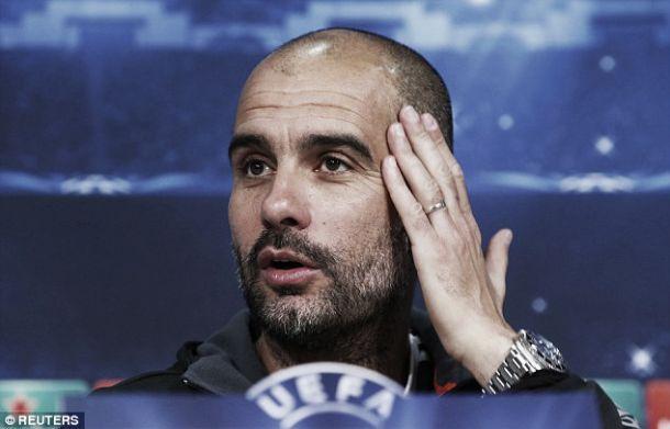 I'm staying at Bayern, insists Guardiola