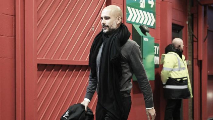 """Guardiola: """" La Premier todavía no se ha acabado"""""""