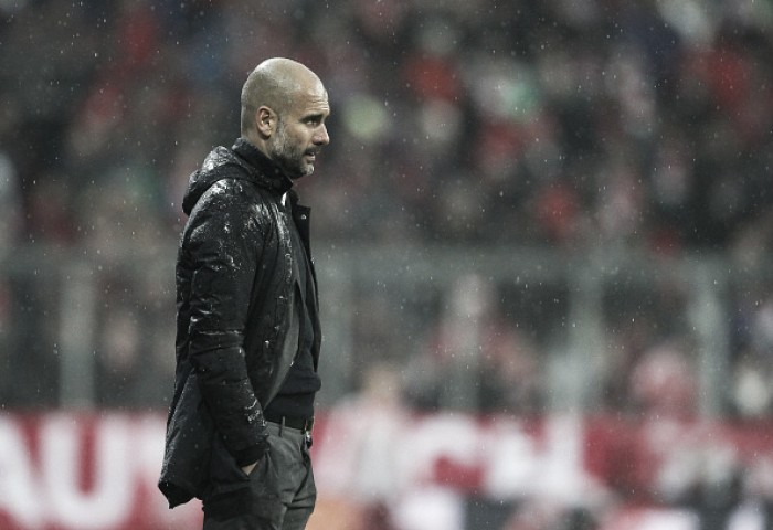 Pep Guardiola to replace Manuel Pellegrini in summer