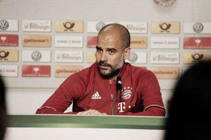 """Guardiola: """"Estoy orgulloso de la constancia del equipo"""""""