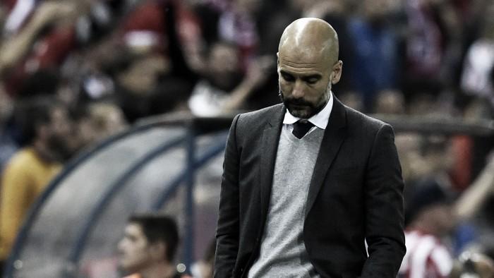 """Guardiola lamenta eliminação na UCL: """"Dei minha vida por esta equipe"""""""